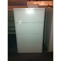 Used Steelcase 4 Drawer Lateral File Cabinets - Used ...