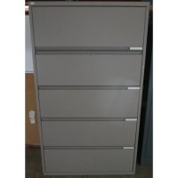 Meridian 5-Drawer Lateral File