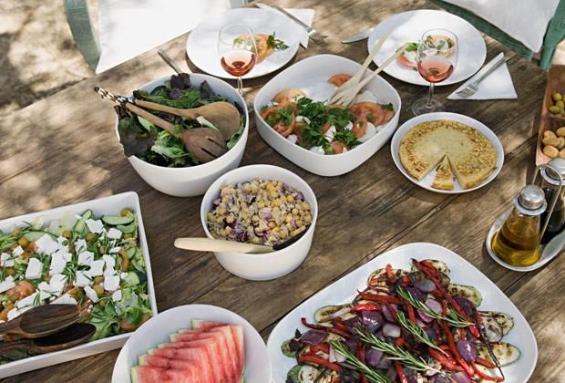 Variar nos ingredientes é segredo para não cansar da dieta (Foto: Thinkstock)