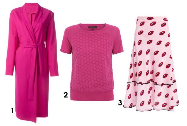 Pink ou pastel, a escolha vai de acordo com o estilo (Foto: Imaxtree)