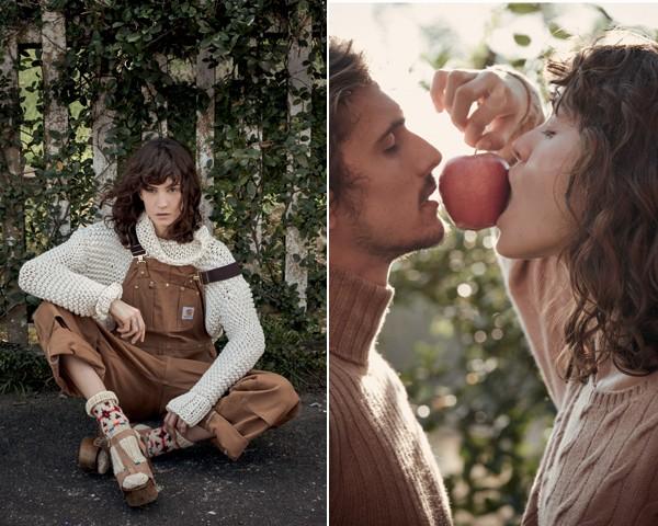 Conforto é a palavra-chave da temporada (Foto: Nicole Heiniger (SD MGMT) / Produção de moda: Paulo Martinez (SD MGMT))
