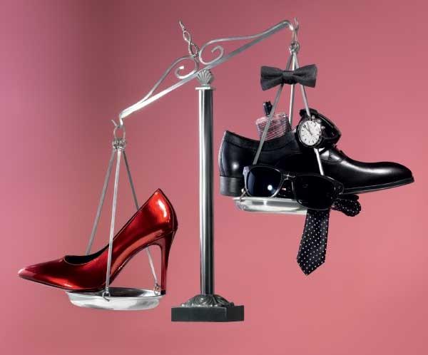 Todas as brasileiras pagam, em média, 10% a mais do que homens por produtos idênticos ou similares (Foto: Marcel Valvassori)