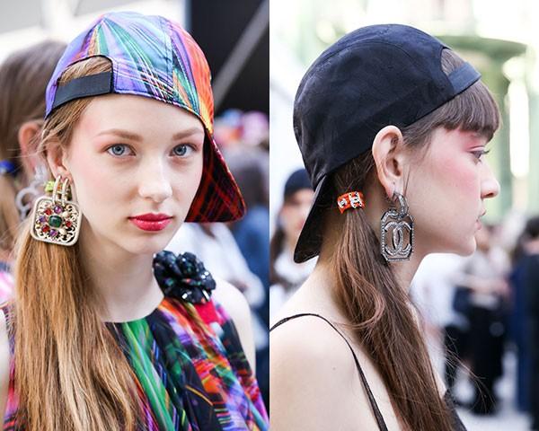 O blush mais suave e no formato 'C' da Chanel (Foto: Imaxtree)
