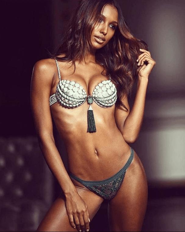 Jasmine Tookes (Foto: Reprodução/Instagram)