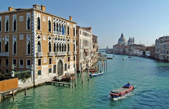 O luxuoso Hotel Gritti Palace (Foto: Reprodução)