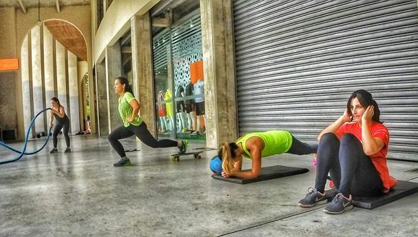Treinamento de Hiit (Foto: Divulgação)