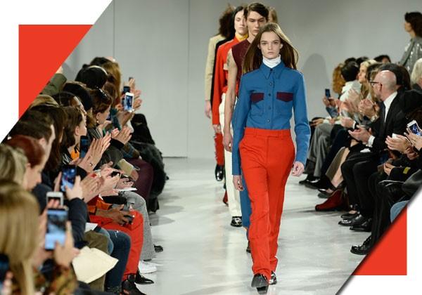 Raj Simons estreia como diretor criativo da Calvin Klein (Foto: Getty Images)