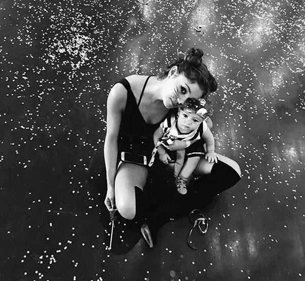 Sophie Charlotte e Otto (Foto: Reprodução/Instagram)
