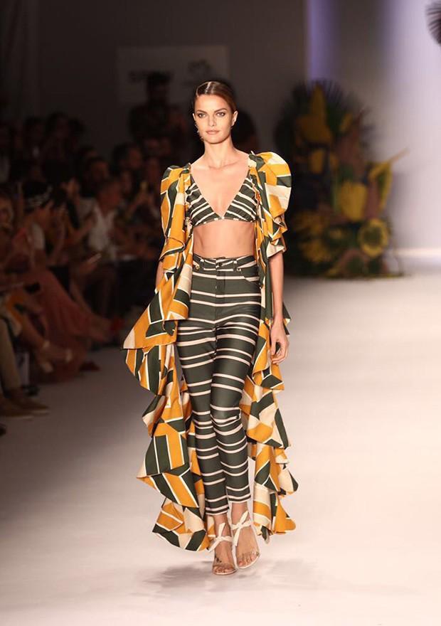 Barbara Fialho (Foto: Thibe)