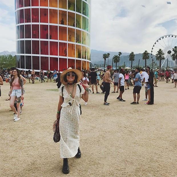 Vanessa Hudgens (Foto: Instagram)