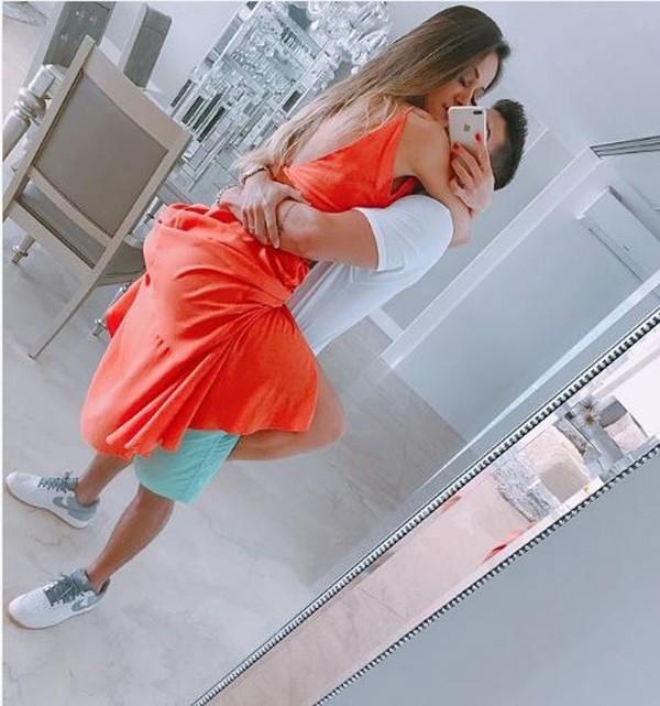 Mayra Cardi e o marido, Arthur Aguiar (Foto: reprodução Instagram)