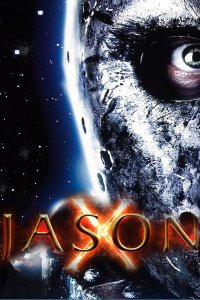 "Poster for the movie ""Jason X"""