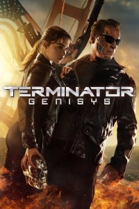 "Poster for the movie ""Terminator Genisys"""