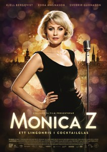 """Poster for the movie """"Monica Z"""""""