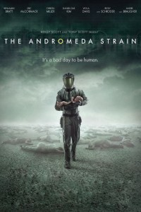 "Poster for the movie ""The Andromeda Strain"""