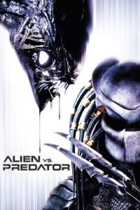 "Poster for the movie ""AVP: Alien vs. Predator"""