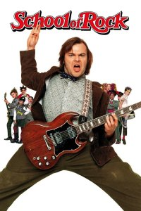 "Poster for the movie ""School Of Rock"""