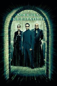"Poster for the movie ""Matrix Reloaded"""