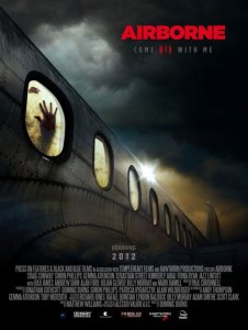 """Poster for the movie """"Airborne"""""""
