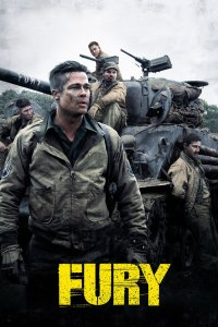 """Poster for the movie """"Fury"""""""