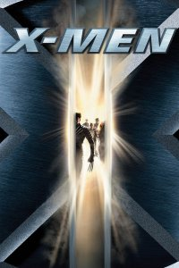 """Poster for the movie """"X-Men"""""""