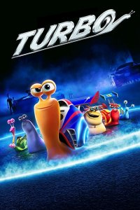 """Poster for the movie """"Turbo"""""""