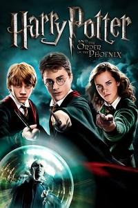 "Poster for the movie ""Harry Potter och Fenixorden"""