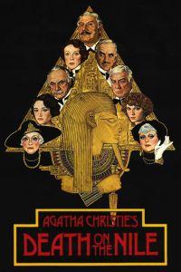 """Poster for the movie """"Döden på Nilen"""""""