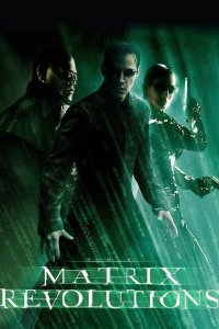 "Poster for the movie ""Matrix Revolutions"""