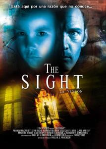 """Poster for the movie """"The Sight"""""""