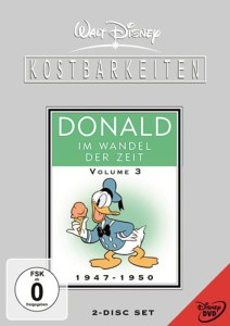 """Poster for the movie """"Walt Disney Treasures - The Chronological Donald, Volume Three"""""""