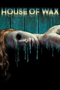 """Poster for the movie """"House of Wax"""""""