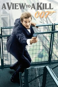 "Poster for the movie ""Levande måltavla"""