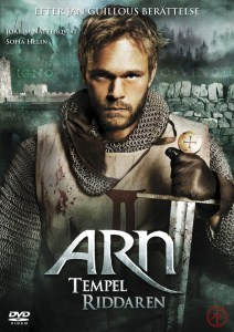 "Poster for the movie ""Arn - Tempelriddaren"""