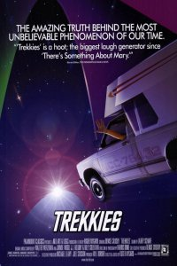 "Poster for the movie ""Trekkies"""