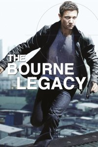 "Poster for the movie ""The Bourne Legacy"""