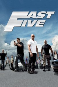 """Poster for the movie """"Fast & Furious 5"""""""