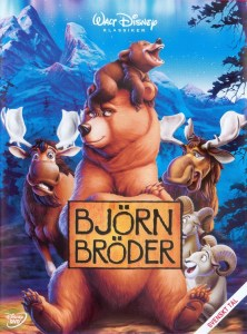 "Poster for the movie ""Björnbröder"""