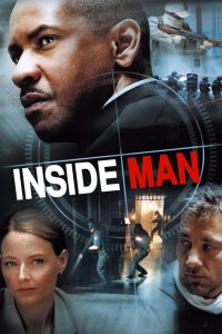 """Poster for the movie """"Inside Man"""""""