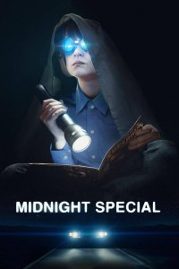 "Poster for the movie ""Midnight Special"""