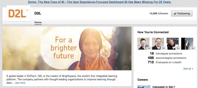 LinkedIn Aug 14