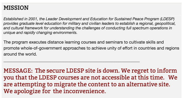 ldesp-page
