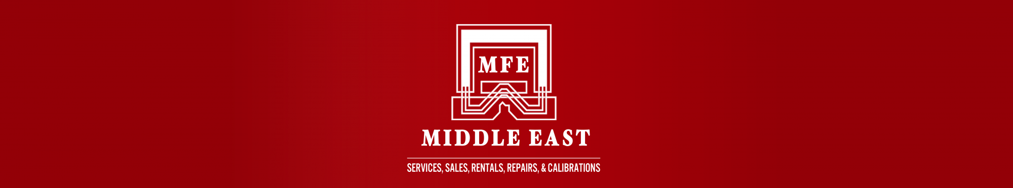 MFE Middle East: Services, Sales, Rentals, Repairs, & Calibrations