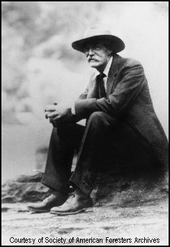 Included as part of the mount rainier forest reserve in 1897. Gifford Pinchot Essay