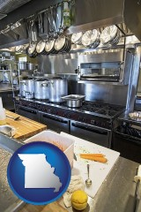 Restaurant Equipment & Supplies Retailers in Missouri