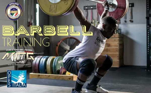 MFG Barbell Training