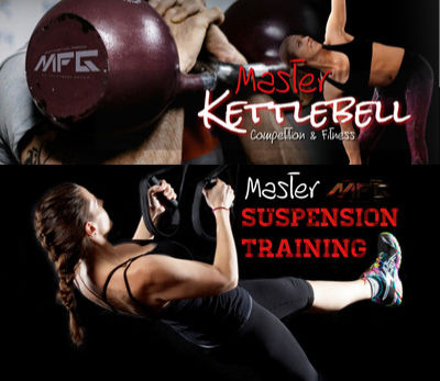 MFG Suspension Kettlebell Training