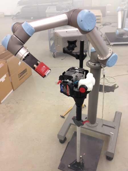 Microscan Machine Vision Cameras Chosen for UR5 Inline