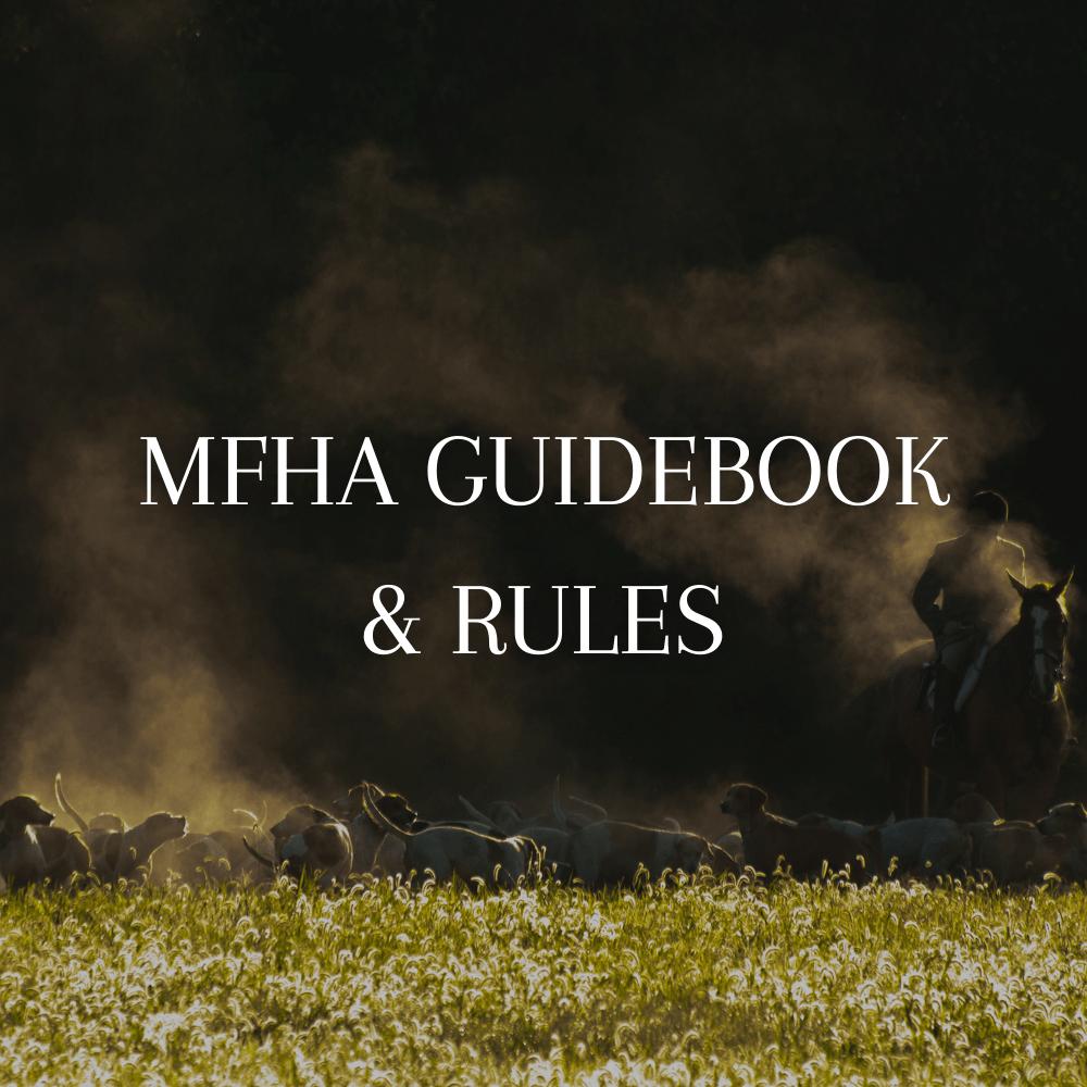 mfha-policies-guidelines-guidebook-rules