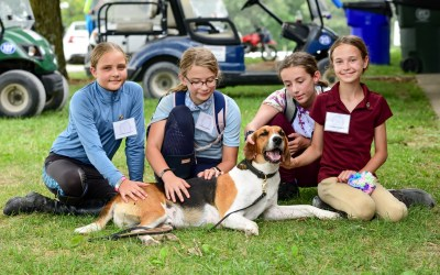 US PONY CLUB CONNECTS YOUTH WITH THEIR FOXHUNTING ROOTS